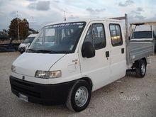 Fiat double cabin truck Duchy