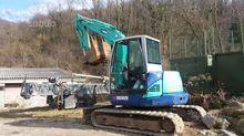 Mini excavator imer ih 65 nx