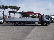 IVECO STRALIS 360 ZF carrellone