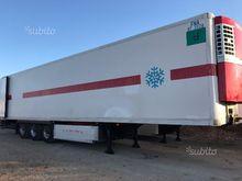 Lamberet semi-trailer refrigera