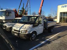 Used Ford transit cr