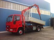 IVECO Eurocargo 120 with Benell