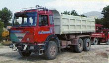 Used Iveco 330 tippe