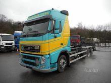 Volvo fh 420 - mobile home - EU