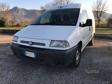 Fiat scudo 1.9 jtd - 2001