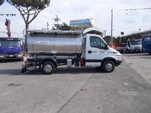 Iveco Daily 60C15 milk tanker l