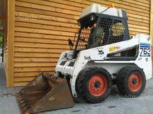 Bobcat melroe company 763 h