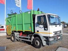 Iveco 150E18 waste compactor