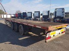 13.6 flatbed semitrailer zorzi