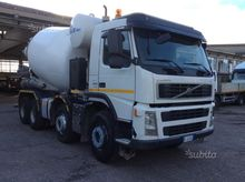 Used Volvo concrete