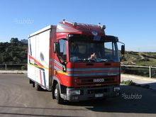 Euro cargo 65E14 body remains e