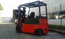 Electric forklift Kranarm 40