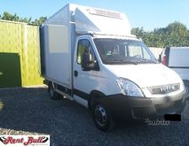 Iveco daily 50c18 with cold sto