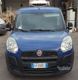 Doblo isothermal with fridge cl