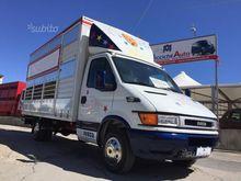 Iveco daily 35c13 transport liv