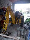 Carraro mini excavator