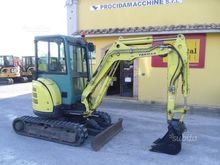 Used Yanmar mini exc