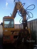 Crane for scrap road Tabarelli
