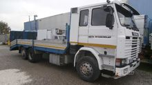 Used Scania 112 with