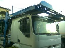 Used Lorry trailer c