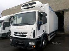 Iveco eurocargo 120e25 refriger