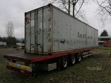 Semitrailer Viberti model 3758
