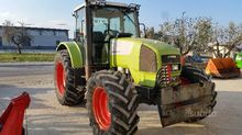 Used Claas Ares 656