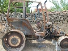 Used Parts tractor H