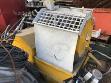 Intonacatrice construction mach