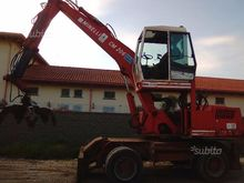 Minelli excavator