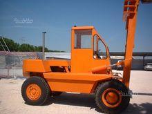 Used Forklift 16000