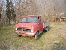 Used Bedford tipper