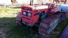 Tractor Carraro and Tools