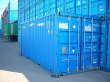 CONTAINER Maritime can deposit