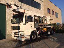truck mounted platform Socage S