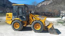 Used JCB 406 wheel l