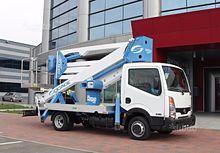 New aerial platform truck-SOCAG