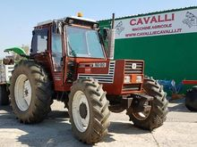 Tractor Fiat 80 + 90