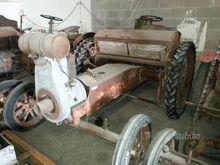 Tractor autoseminatrice Busatto