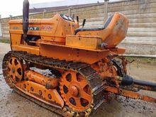 Crawler Tractor Fiat