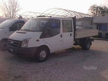 Ford double cab