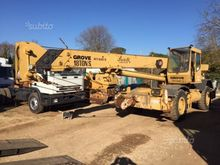 Used Truck cranes gr