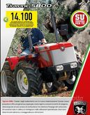 Used Tractor Carraro