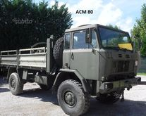 Trucks acm 80 and iveco 260 35
