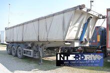 Semitrailer menci cubic 32m alu