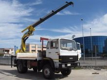 Used Iveco 110-17 W
