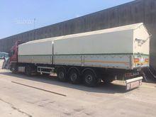 Semitrailer Tabarrini year 12-2