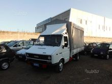 Iveco daily 35-8 with tarp