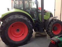 Used Tractor Claas 5
