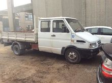 Iveco deily double cabin and fo